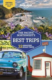 Pacific Northwest's Best Trips przewodnik LONELY PLANET 2020