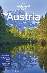 AUSTRIA 9 przewodnik LONELY PLANET 2020