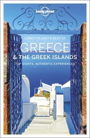 GRECJA I WYSPY GRECKIE Best of przewodnik LONELY PLANET 2020