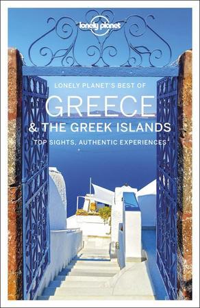 GRECJA I WYSPY GRECKIE Best of przewodnik LONELY PLANET 2020 (1)