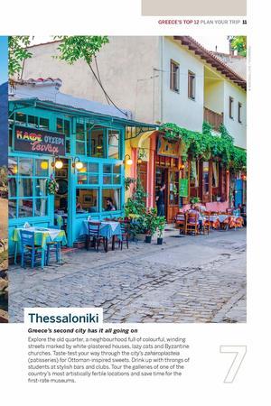 GRECJA I WYSPY GRECKIE Best of przewodnik LONELY PLANET 2020 (6)