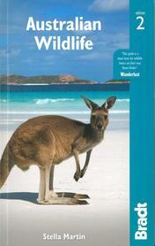 AUSTRALIAN WILDLIFE 2 przewodnik BRADT 2020