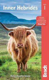HEBRYDY WEWNĘTRZNE Inner Hebrides przewodnik BRADT 2020