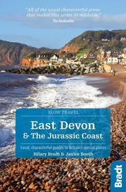 East Devon & The Jurassic Coast przewodnik BRADT 2020