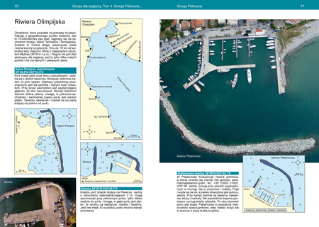 GRECJA DLA ŻEGLARZY przewodnik żeglarski ALMA-PRESS 2020 (3)