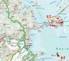 JEZIORO SZKODERSKIE SKADAR LAKE mapa turystyczna HUBER (2)