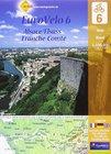 EUROVELO 6 BAZYLEA - ATLANTYK komplet map rowerowych 1:100 000 HUBER (8)