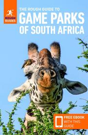 Game Parks of South Africa przewodnik ROUGH GUIDE 2020