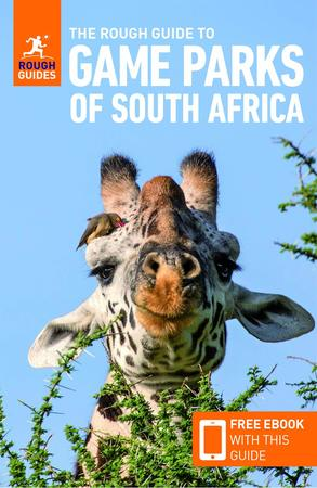 Game Parks of South Africa przewodnik ROUGH GUIDE 2020 (1)