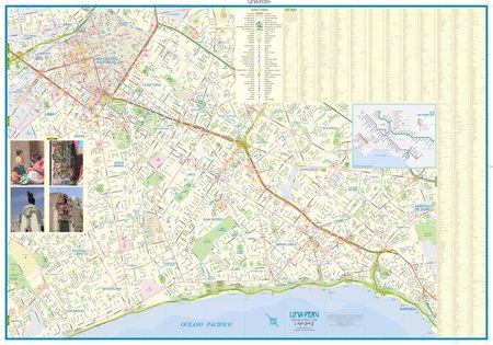 LIMA I CENTRALNE PERU mapa 1:1 500 000 ITMB 2016 (3)