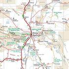 AUSTRALIA mapa administracyjno - drogowa HEMA (2)