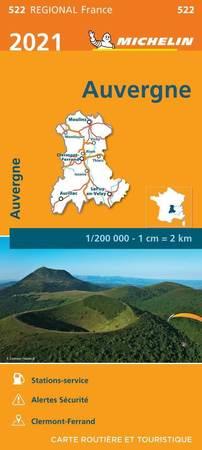 OWERNIA mapa 1:200 000 MICHELIN 2021 (1)
