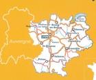 RODAN - ALPY mapa 1:200 000 MICHELIN 2021 (2)