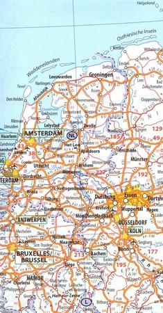 EUROPA mapa 1:3 000 000 MICHELIN 2021 (2)