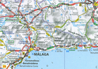 HISZPANIA PORTUGALIA mapa wodoodporna 1:1 000 000 MICHELIN 2021 (2)