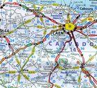 FRANCJA mapa 1:1 000 000 MICHELIN 2021 (2)