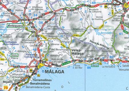 HISZPANIA PORTUGALIA mapa 1:1 000 000 MICHELIN 2021 (2)