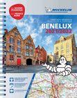BENELUX atlas samochodowy 1:150 000 MICHELIN 2021 (1)