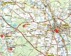 OPOLSKIE mapa 1:190 000 OPOLE plan miasta STUDIO PLAN 2021 (3)
