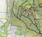 MASYW ŚLĘŻY SOBÓTKA mapa laminowana 1:25 000 STUDIO PLAN 2020 (2)