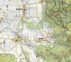 MASYW ŚLĘŻY SOBÓTKA mapa laminowana 1:25 000 STUDIO PLAN 2020 (3)