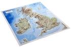 WYSPY BRYTYJSKIE mapa plastyczna DORRIGO (3)