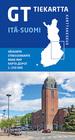FINLANDIA WSCHODNIA 1:250 000 mapa Karttakeskus 2020 (1)