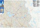 FINLANDIA WSCHODNIA 1:250 000 mapa Karttakeskus 2020 (4)