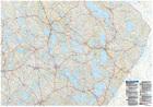 FINLANDIA WSCHODNIA 1:250 000 mapa Karttakeskus 2020 (5)