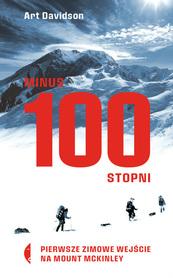 Minus 100 stopni. Pierwsze zimowe wejście na Mount McKinley CZARNE 2021