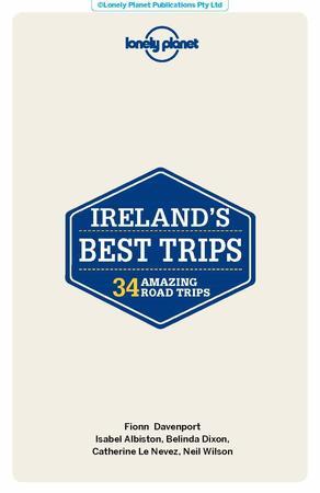 IRLANDIA Ireland''s Best Trips przewodnik LONELY PLANET 2020 (2)