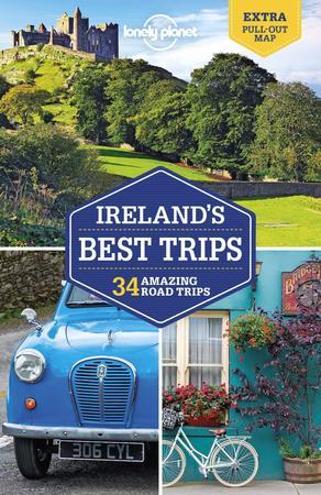 IRLANDIA Ireland''s Best Trips przewodnik LONELY PLANET 2020 (1)
