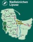 NADLEŚNICTWO LIPUSZ mapa turystyczna 1:50 000 EKOKAPIO (2)