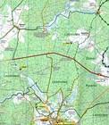 NADLEŚNICTWO LIPUSZ mapa turystyczna 1:50 000 EKOKAPIO (4)