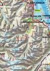 ISLANDIA Skógar Landmannalaugar laminowana mapa samochodowo-turystyczna 1:500 000 EXPRESSMAP 2020 (3)