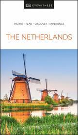 NIDERLANDY HOLANDIA przewodnik DK 2020