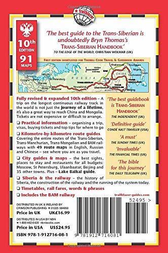 KOLEJ TRANSSYBERYJSKA 10 przewodnik TRAILBLAZER 2019 (2)