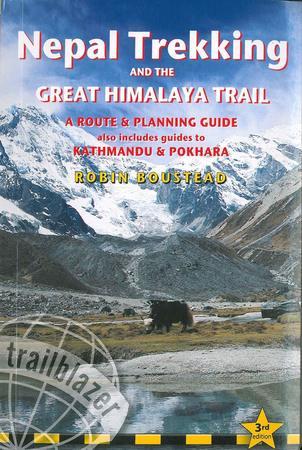 Nepal Trekking & the Great Himalaya Trail przewodnik TRAILBLAZER 2020 (1)
