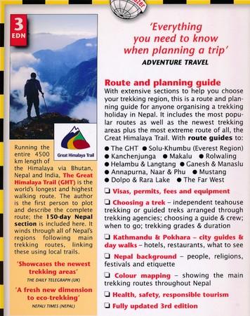 Nepal Trekking & the Great Himalaya Trail przewodnik TRAILBLAZER 2020 (3)