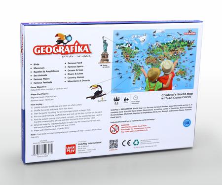 Explore the World gra edukacyjna Unik Play (2)