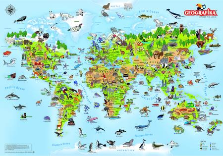 Explore the World gra edukacyjna Unik Play (5)