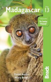 MADAGASKAR 13 przewodnik turystyczny BRADT 2020