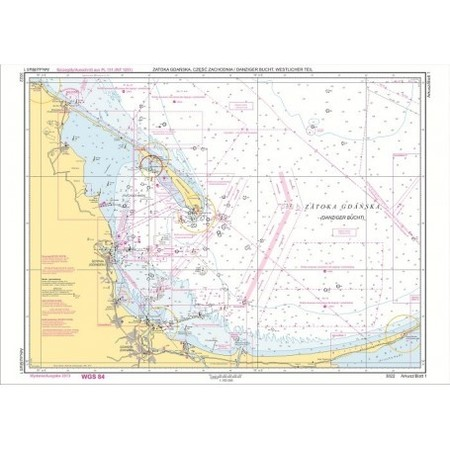 Atlas map 3022 Zatoka Gdańska i Zalew Wiślany wyd. 2019 (3)