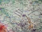 POLSKA mapa fizyczno-administracyjna laminowana podkładka EKOGRAF 2021 (2)