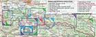 PODHALE TATRY ORAWA SPISZ mapa laminowana 1:50 000 EXPRESSMAP 2019 (2)