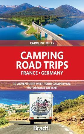 FRANCJA NIEMCY Camping Road Trips przewodnik BRADT 2021 (1)