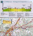 Camino de Santiago OD ST JEAN PIED DE PORT DO SANTIAGO DE COMPOSTELA atlas MICHELIN  2018 (3)