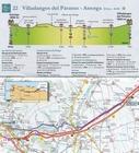 Camino de Santiago OD ST JEAN PIED DE PORT DO SANTIAGO DE COMPOSTELA atlas MICHELIN  2018 (5)