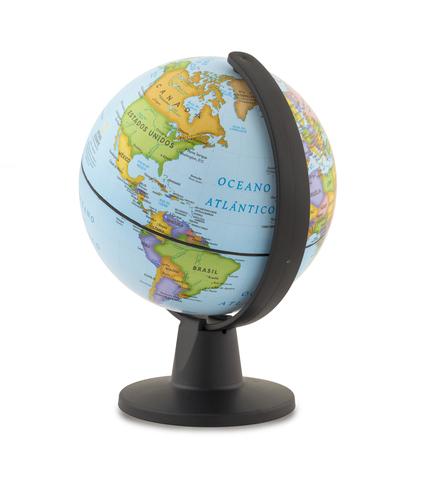 GLOBUS POLITYCZNY BEGINNERS 16 cm NATIONAL GEOGRAPHIC (3)