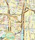 TOULOUSE TULUZA I OKOLICE mapa 1:80 000 IGN 2019 (4)